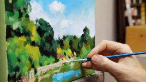 Paint Like an Artist