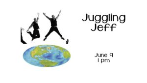 Juggling Jeff - Summer Reading