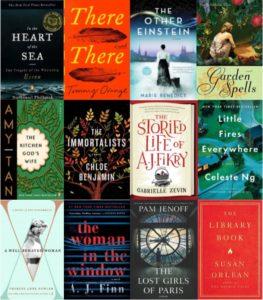 2020 Book Club