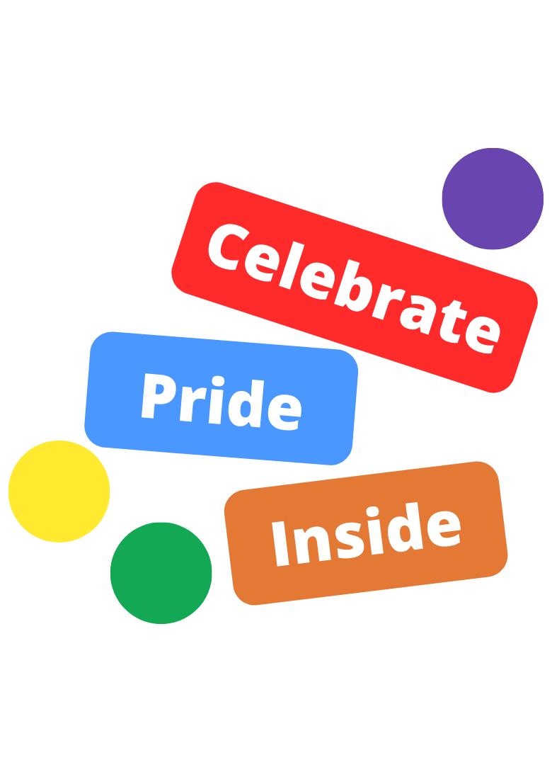 Celebrate Pride Inside!